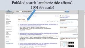 antibiotic SE results