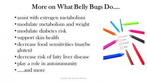 belly bugs do